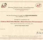 дипломы лицензии