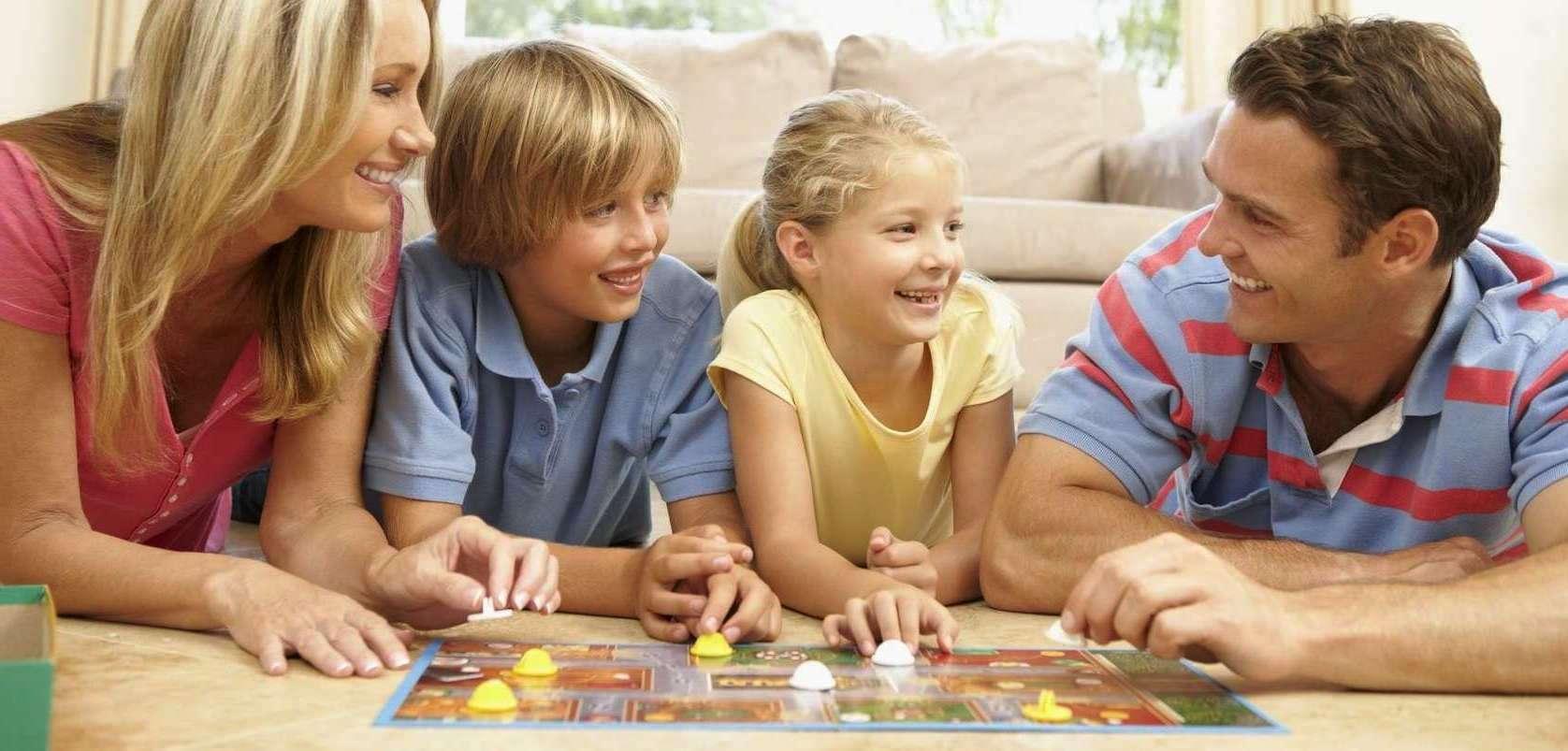 Игры с детьми